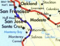 San Francisco - Montery