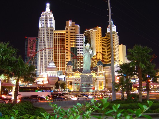 Das New York in Las Vegas