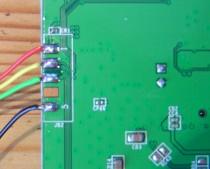 RS232 pins