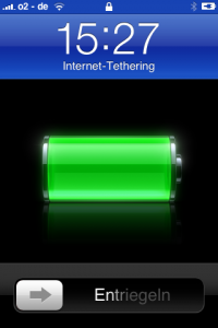 tethering info