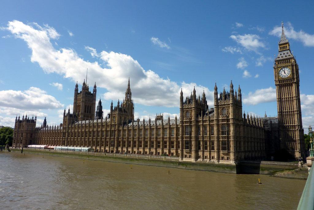 short trip to London