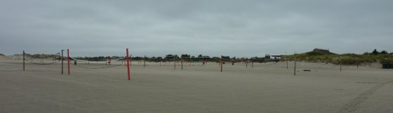 Beach Volleyball Felder