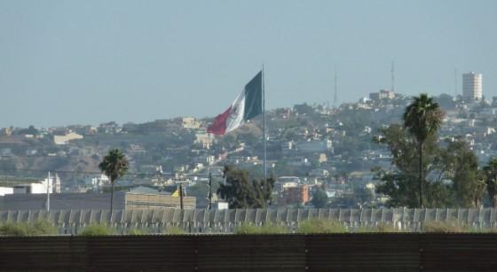 Blick auf Mexiko