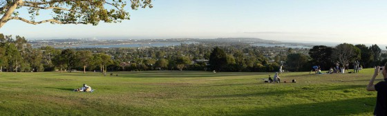 Mission Bay Panorama