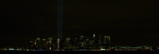 World Trade Center Illumination