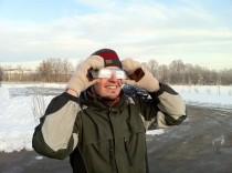 Stefan mit SoFi-Brille
