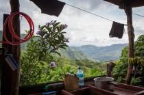 Aussicht aus der Tico Küche