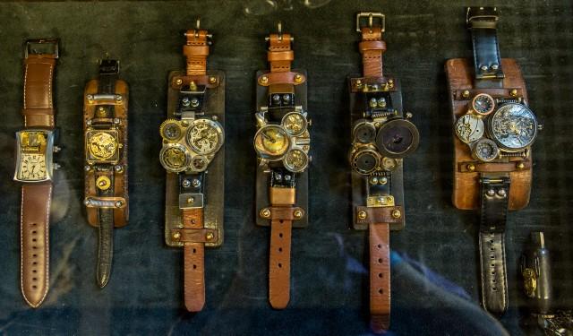 Steampunk Uhren von steampunker.de